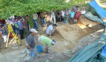 Sección Arqueolóxica do IEM.