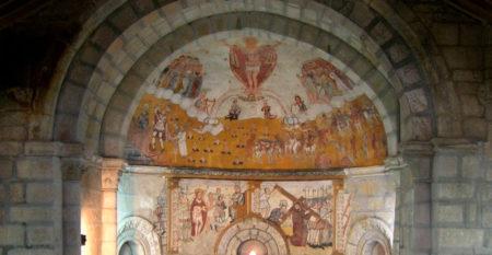 Santa María de Castrelo de Miño