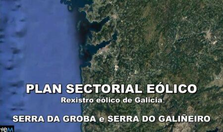 O IEM oponse aos proxectos do PLAN EÓLICO DE GALICIA para o Val de Miñor e Baixo Miño