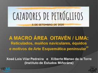 Presentación CAZADORES PETROGLIFOS 2020 revisada