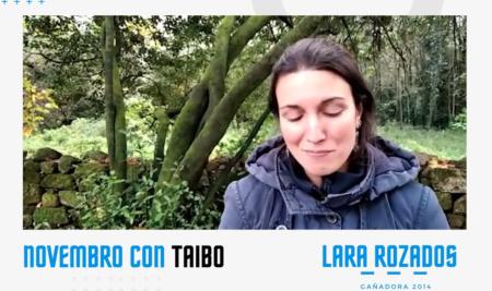 Novembro con Taibo- Lara Rozados