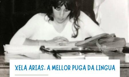 Xela Arias, PUGA de futuro