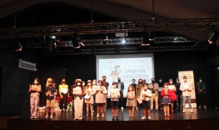 Gala da I Primavera Videoliteraria do Val de Miñor