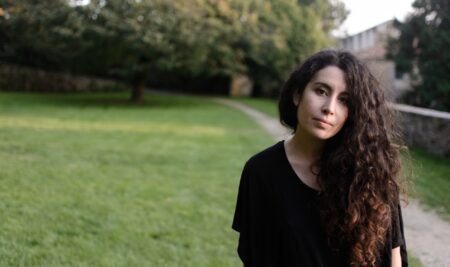 Arancha Nogueira, gañadora do XIII Premio de Poesía Victoriano Taibo